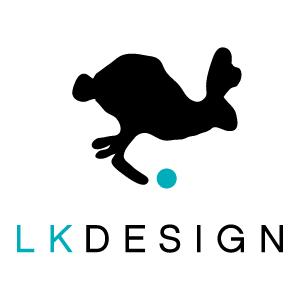 LK Design logo